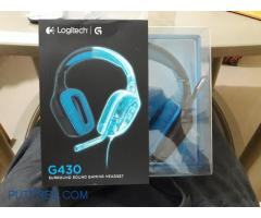 Logitech G430 Gaming Headphone