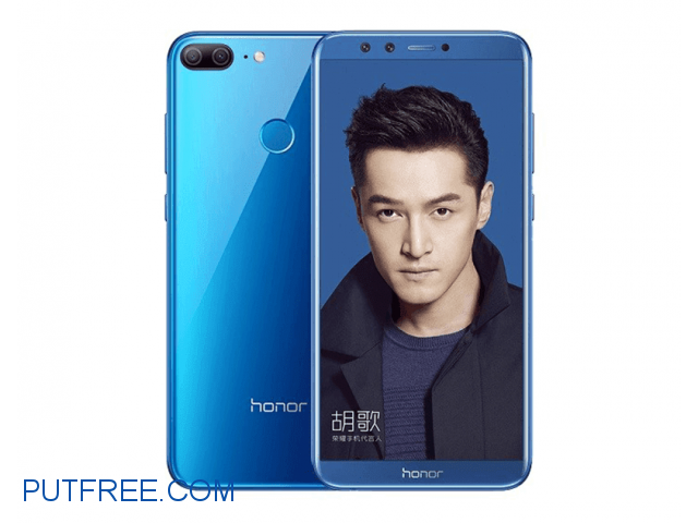 Honor 9 lite 3gb 32 gb fresh with sealed not opened