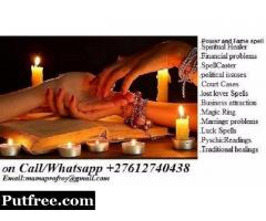 voodoo spells for love