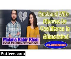 Relationship problem solution by Husband wife divorce by vashikaran in Ahmedabad