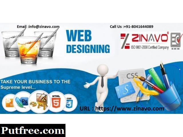 Zinavo - Professional Website Designing Companies in Bangalore