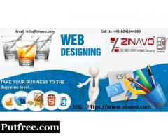 Zinavo - Professional Website Designing Companies in Bangalore
