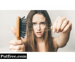 Need a solution for your Hair Fall Problem