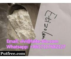 Supply Alprazolam powder Etizolam Good Quality(whatsapp:+86-17117682127)
