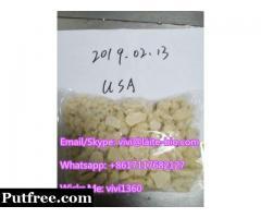 Eutylone EU Bk-ebdp  mdma methylone Brown /white/pink/ Crystals