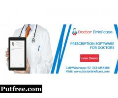 PRESCRIPTION SOFTWARE FOR DOCTORS