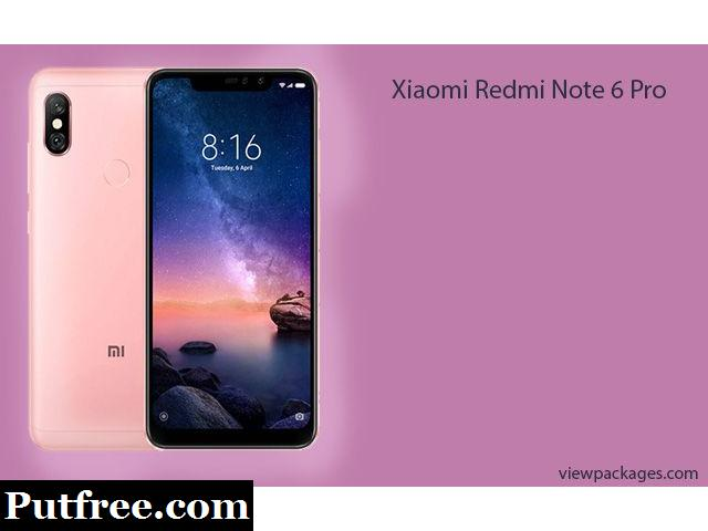 Xiaomi Redmi Note 6 Pro Price in Pakistan