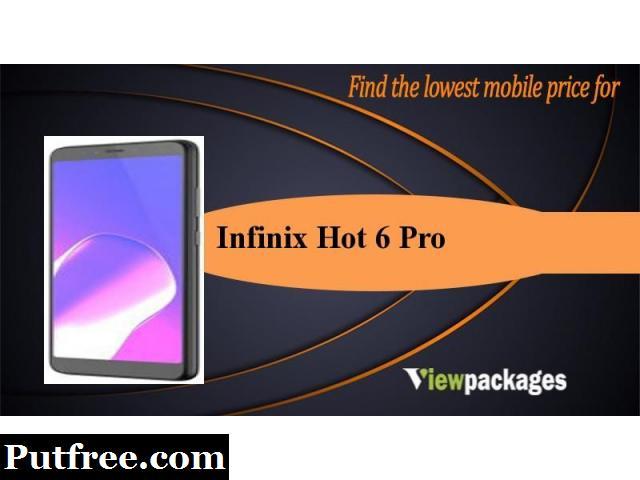 Infinix Hot 6 Pro Price in Pakistan 2019