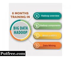 Best Big Data Hadoop Online Training with Certification
