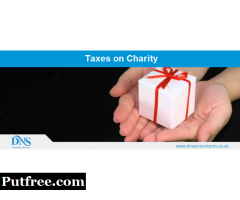 How does giving to charity affect taxes?