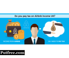 Do you pay tax on Airbnb income UK?