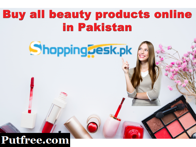 Import Beauty Products from Amazon & USA to Pakistan
