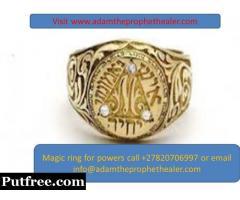 Money drawing ring that draws abundant of money call +27820706997