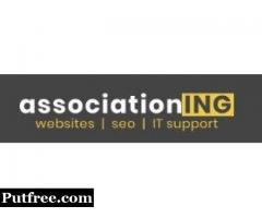 Web development for associations