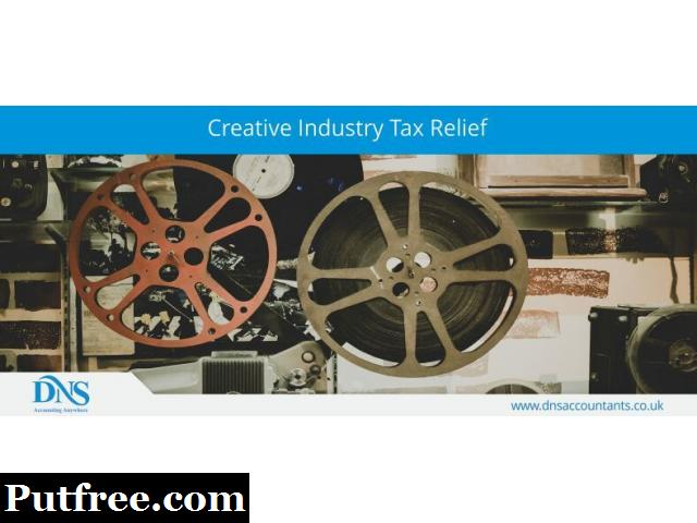 Creative Industry Tax Relief