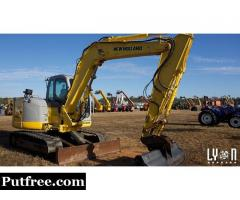 Buy Construction Equipment on Financing