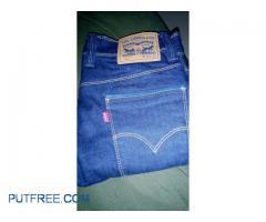 Levi's blue jeans size 30