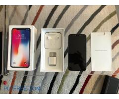 Apple-iPhone-X-256GB-Silver-Unlocked-A1901-GSM