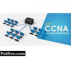 Live Project Based 6 Weeks CCNA Summer Industrial Training in Noida