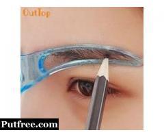 Glitter eye makeup kit