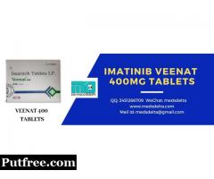 Imatinib | Veenat 100mg and 400mg | Natco Imatinib Supplier