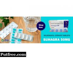 Suhagra I Sildenafil 50 mg How to Use