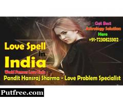 Love Spell in India by Indian Astrology Specialist – Hansraj Sharma