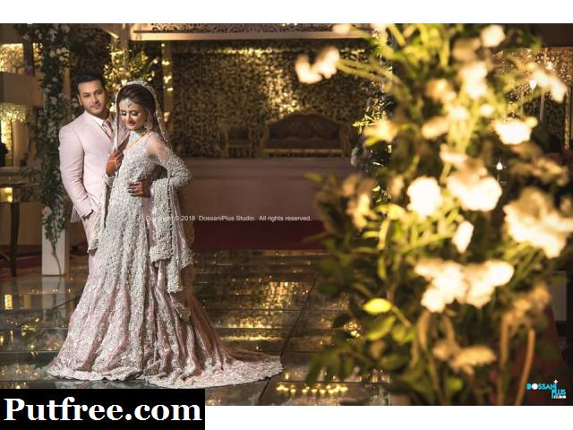 Online Contact Professional Wedding Photographer in Pakistan Karachi