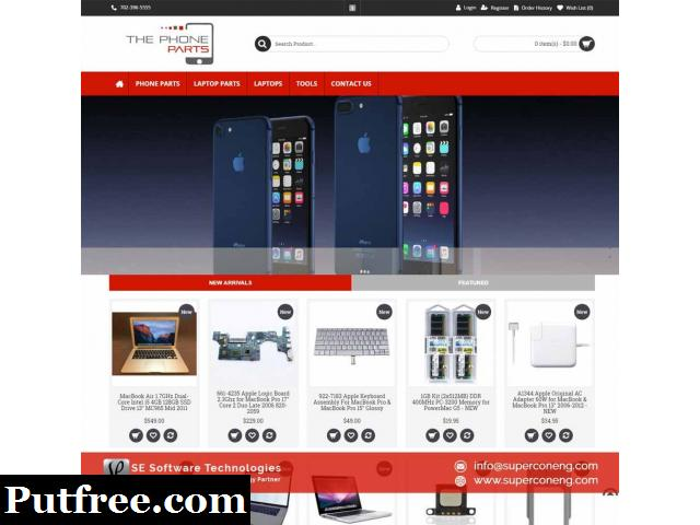 Best ecommerce Website Design & Development Service