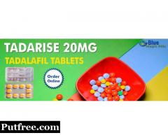 Tadalafil Side Effects I Tadalafil Dosage I Tadarise 20mg