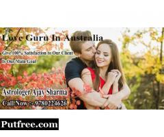 Love Guru in Australia - Love Problem Solutions Within 1 Days - Sydney