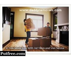 Best and cheap Man and Van Battersea Rent and Moving  Service in London