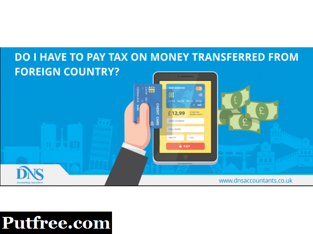Who Can Taxes on Money Transfer UK?