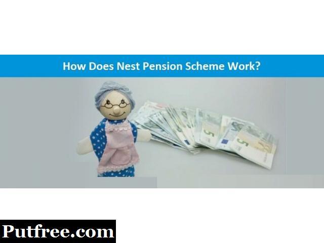 How does Nest pension scheme work?