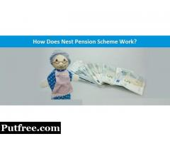 How does Nest pension scheme work?