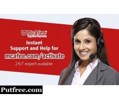 Mcafee Antivirus Security Software-mcafee.com/activate