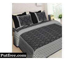 Buy Warmest Heavyweight Bed Sheets From JaipurFabric.com