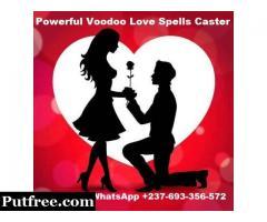 Powerful Voodoo Love Spells Caster 100% Guaranteed