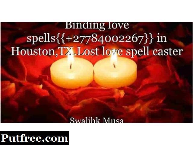 Binding Love Spells{{+27784002267}} In Harrisburg,PA Lost