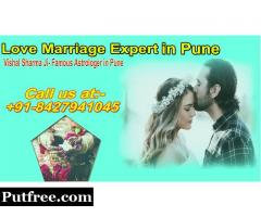 Love or Arrange Marriage is easy Now by Love Marriage expert in Pune