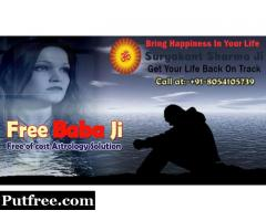 Suryakant Sharma Ji is a famous Astrology specialist known as Free Baba Ji