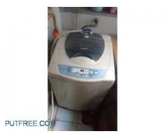 Samsung WA85HAG fully automatic Washing Machine