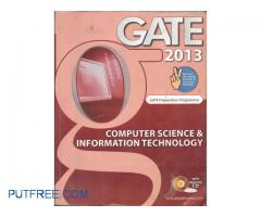 GATE Guide Computer Science / Information Technology (GK Publication)