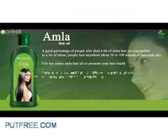 Amla hair oil 100% pure n natural