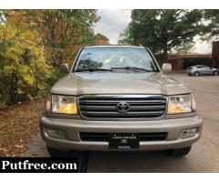 A TOYOTA LAND CRUISER 2005 FOR SALE