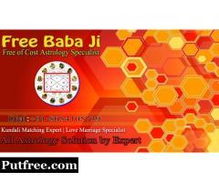 Free Baba Ji, Kundali Matching Expert match perfect match Mate