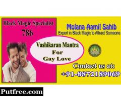 Reliable Vashikaran Mantra for Gay Love as per their liking