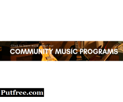 Extracurricular Music Programs newmarket