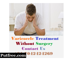 Varicocele specialist doctor in Noida - PH. +91-7042424269