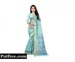 Online Shopping For Beautiful Gadwal Sarees At Mirraw